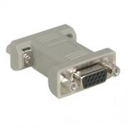 C2G HD15 VGA Changer VGA (D-Sub) VGA (D-Sub) Grey cable interface/gender adapter