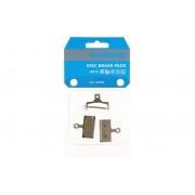 Placute de frana Shimano BR-M666 G01S Resin Arc, 1 Per.