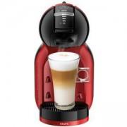 Кафемашина Krups KP120H, Dolce Gusto MINI ME, Espresso machine, 1500W, 0.8л., 15 бара, Цвят Черен/Червен