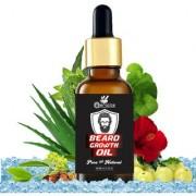 Meralite 2X Beard Growth Oil Hair Oil (30 ml) (ML-DB BEARD OIL-30ML)