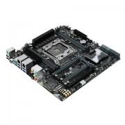 Asus MB X99-M WS/SE - server/workstation motherboards (PC, Intel, DDR4-SDRAM, Micro ATX, Quad, Intel X99)