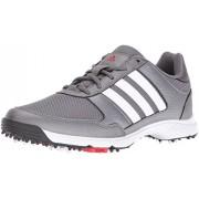 adidas Men s Tech Response Ironmt Ftww Golf Shoe Iron 9.5 D(M) US