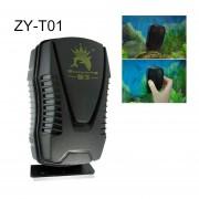 Zy-t Aquarium Fish Tank Suspende Rascador Cepillo Limpiador Magnetico Herramientas De Limpieza, L, Tamaño: 12,2 * 6.6 * 6.6cm