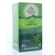 Organic India Tulsi green thee bio 25st