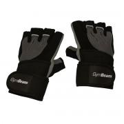 GymBeam Fitness Rukavice Ronnie black - grey XL
