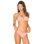 Marysia Swim Broadway Top in Pink. - size L (also in M,S,XS)