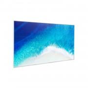 Klarstein Wonderwall Air Art Strand, инфрачервен нагревател, 60 х 101 см, 600 W, монтаж на стена (ACO10-WonderW-600)