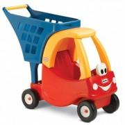 Little Tikes Jeździdło Cozy wózek na zakupy/czerwony