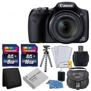 Canon PowerShot SX530 HS Digital Camera with 50x Optical Image Stabil