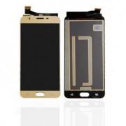 Display cu touchscreen Complet Samsung Galaxy J7 Prime G610F Gold Original