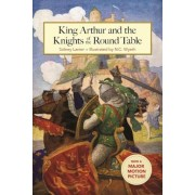 King Arthur and the Knights of the Round Table, Hardcover