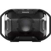 Philips SB300B/00 Wireless Bluetooth Speaker, B