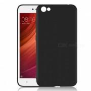 Naxtop TPU Ultrathin Funda para Xiaomi Redmi Nota 5A (2GB + 16GB) - Negro