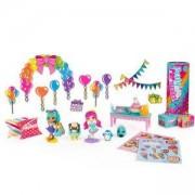 Игрален комплект Party Popteenie - Кукли с аксесоари, 872095