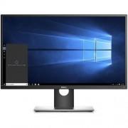Monitor LED P2017H, 19.5'' HD+, 8ms, Negru