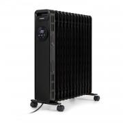 Klarstein Thermaxx Heatstream, маслен радиатор, 2500 W, 5 - 35 ° C, 24 часа таймер, черен (DSM3-ThermaxxHW B)