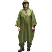 Helsport Poncho Green 2017 Regnjackor