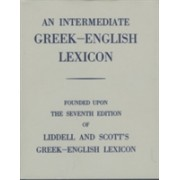 Intermediate Greek Lexicon (Liddell H. G.)(Cartonat) (9780199102068)