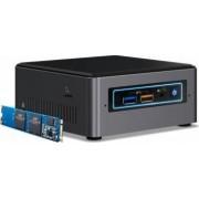 Mini-PC Intel NUC Kit NUC7I3BNHX1 i3-7100U noHDD noRAM + Intel Optane 16 GB