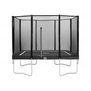 Salta Trampolines Combo Vierkant - 214x305 cm - Zwart