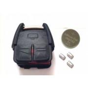 Carcasa 3 butoane + 3 microswitch + baterie CR2032 OPEL VECTRA ZAFIRA ASTRA OMEGA SIGNUM