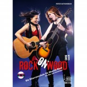 Acoustic Music Books Rock on Wood 1