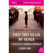 First They Killed My Father Movie Tie-In: A Daughter of Cambodia Remembers, Paperback