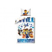 LM-2013BL Lenjerie de pat LEGO Movie 2