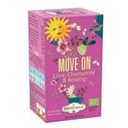 Ceai Shoti Maa Sundial Move On-Lime Musetel si Macese Bio 16dz