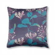 Kave Home Capa almofada Ripping velud , en Tecido - Multicolor