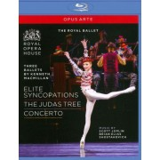 Three Ballets by Kenneth MacMillan: Elite Syncopations/The Judas Tree/Concerto [Blu-ray] [2010]
