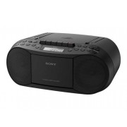 Sony Radiocassette Boombox CD CFD-S70 Negro