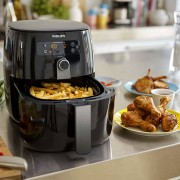 Philips Airfryer Twin TurboStar con display digitale