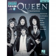 Hal Leonard Drum Play Along Volume 29: Queen