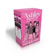The Ashley Project Complete Collection -- Books 1-4: The Ashley Project; Social Order; Birthday Vicious; Popularity Takeover, Paperback/Melissa de la Cruz