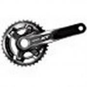 SHIMANO Guarnitura bicicletta Xt 2X11-36 26 175Mm
