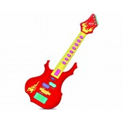 SK-022 Rock Star Musical Guitar Red - Red