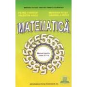 Matematica cls 5 ed.2016 - Petre Chirtop Valentin Radu Mariana Rosu Gabriela Ross
