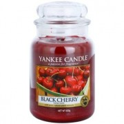 Yankee Candle Black Cherry scented candle Classic Large 623 g