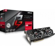 Placa video ASRock Phantom Gaming X Radeon RX570 8G OC 8 GB GDDR5 256-bit