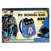 Toysbox Art And Crafts My School Bag Bat Man