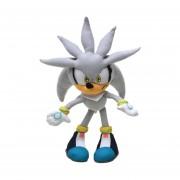 Peluche Muñecas Peluches Sonic Suave - Gris