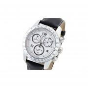 Reloj Tissot 0394171603702 Zafiro -Blanco Y Negro