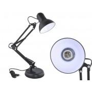 ISO 5177 Stolní kancelářská lampa - černá