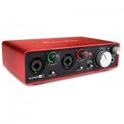 Focusrite Scarlett 2i2 2nd Gen Interface de audio