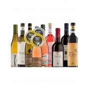 Probierkisten Bioweinpreispaket 2019 Rotwein Weißwein / 6 Flaschen - Probierpaket