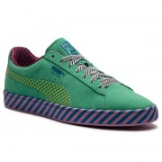 Sneakers PUMA - Suede Classic Pop Culture 367776 01 Biscay Green/Vibrant Yellow