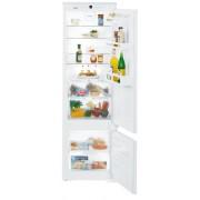 Combină frigorifică încorporabilă Liebherr ICBS 3224, 261 L, SmartFrost, SuperCool, SuperFrost, BioFresh, Display, Control taste, Siguranţă copii, H 178 cm, Clasa A++