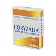 Coryzalia nyelvalatti bevont tabletta (40x)