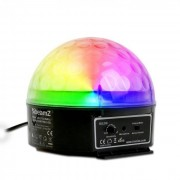 Beamz Magic Jelly LED-Lichteffekt RGB Musiksteuerung